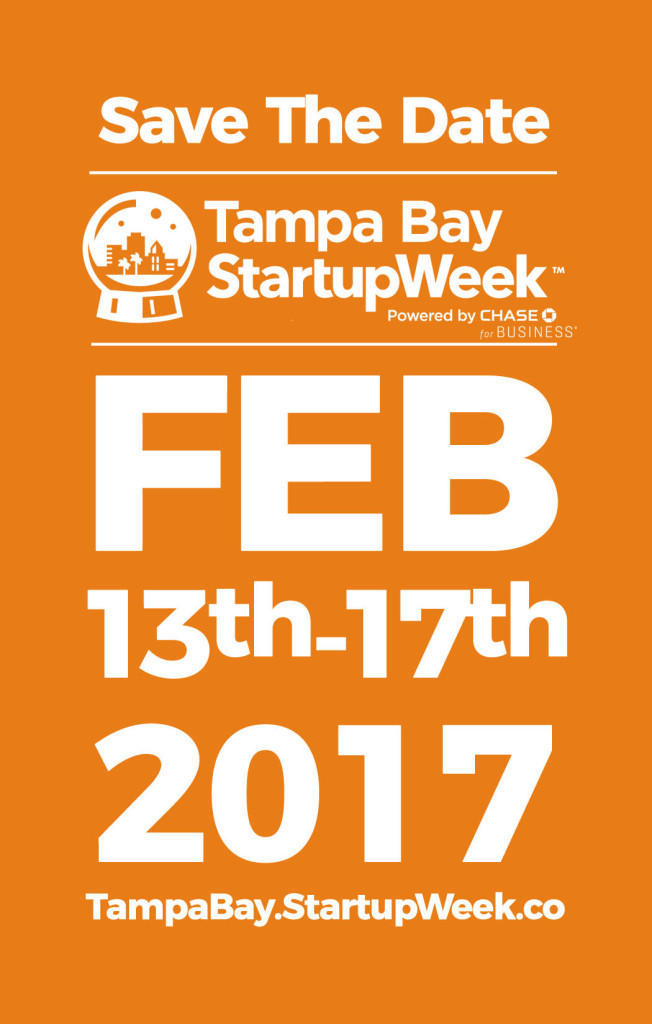 Tampa bay Start Up Week 2017