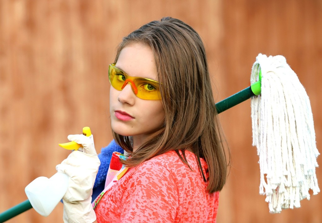 It's high time you clean...your blog!