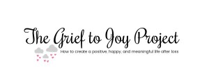 grief to joy project_orangespoken