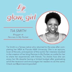 tia - glow girl