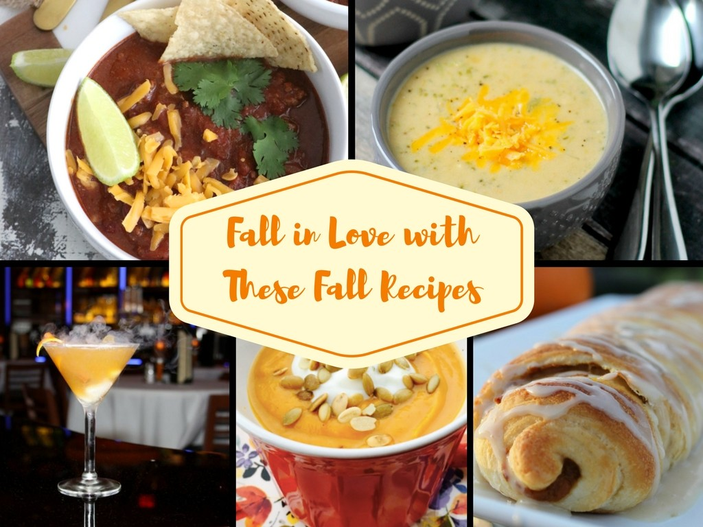 Fall in Love with These Fall Recipes