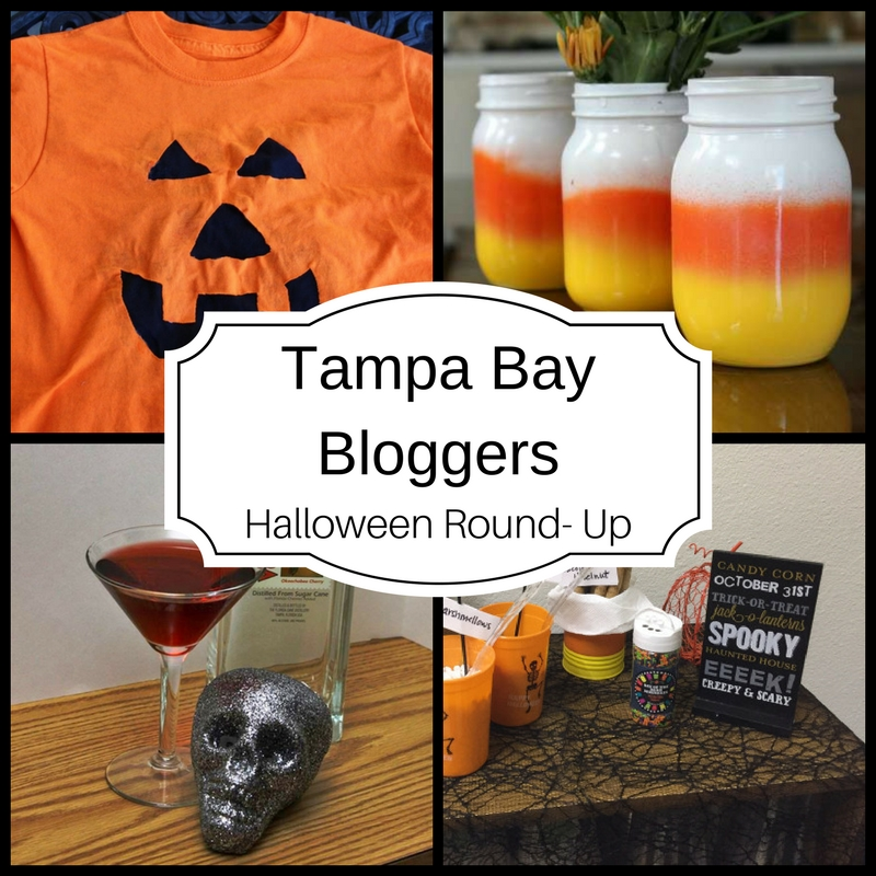 Tampa Bay Bloggers Halloween round up square