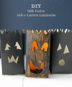 Milk-Carton-Jack-o-Lantern-Luminarias